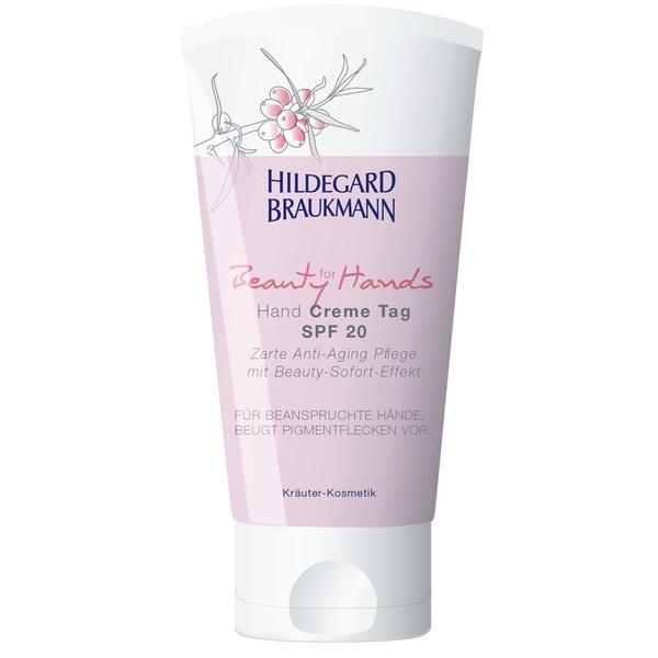 Hildegard Braukmann Beauty for Hands Hand Creme Tag