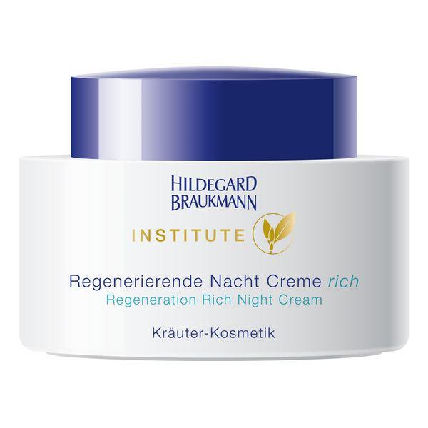 Hildegard Braukmann Institute Regenerierende Nacht Creme rich