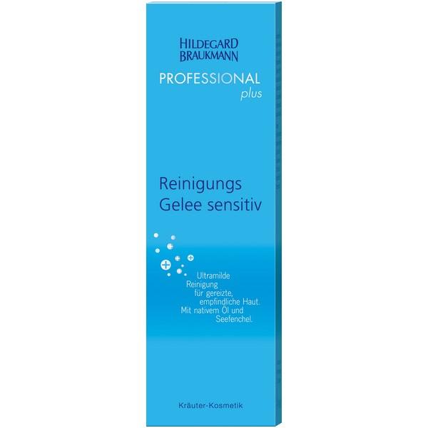 Hildegard Braukmann Professional plus Reinigungs Gelee sensitiv Karton