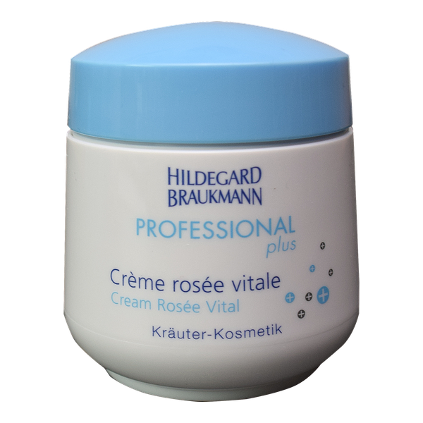 Hildegard Braukmann Professional plus Creme rosse vitale Topf Front
