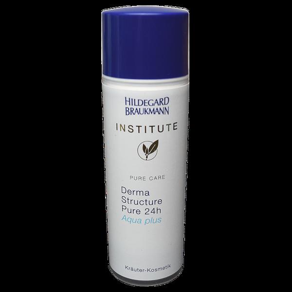 Hildegard Braukmann Institute Derma Structure Pure 24h aqua plus Tube Front