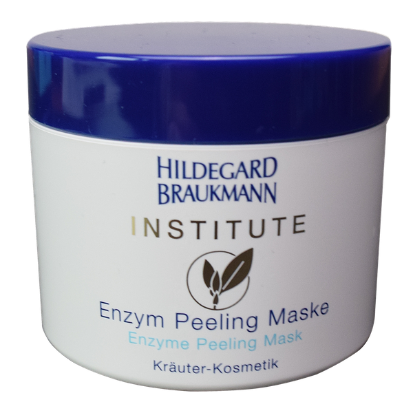 Hildegard Braukmann Institute Enzym Peeling Maske Dose Front