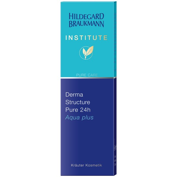 Hildegard Braukmann Institute Derma Structure 24h Aqua plus Karton
