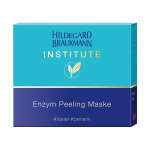 Hildegard Braukmann Institute Enzym Peeling Maske Karton