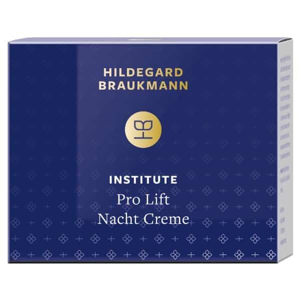 Hildegard Braukmann Institute Pro Lift Nacht Creme Karton