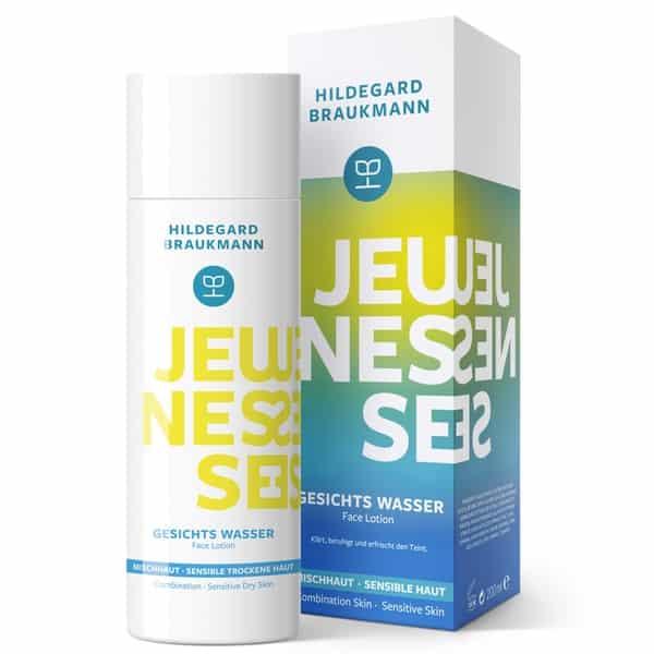 Hildegard Braukmann Jeunesse Gesichts Wasser Verpackung