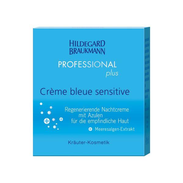 Hildegard Braukmann Professional plus Creme bleue sensitive Karton