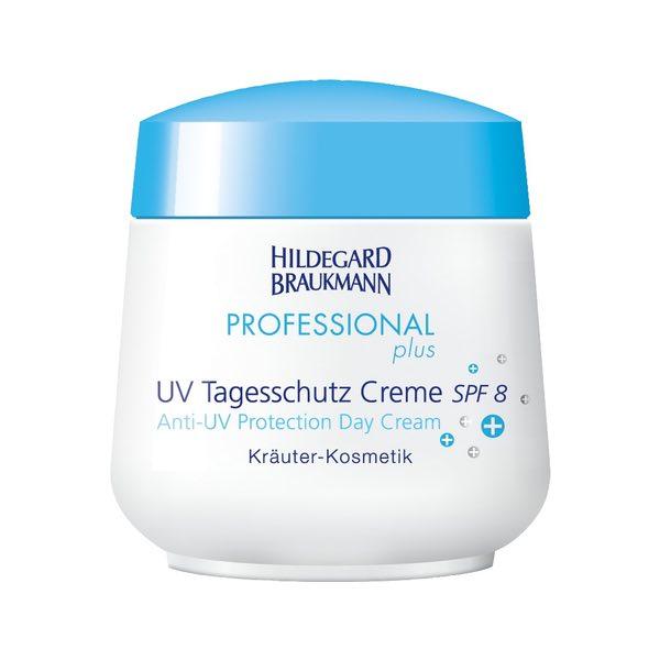 Hildegard Braukmann Professional plus UV Tagesschutz Creme SPF 8