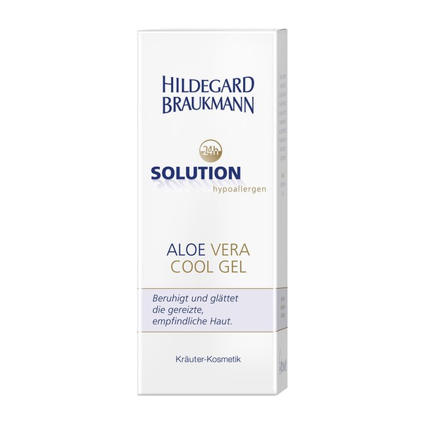 24h Solution Aloe Vera Cool Gel Karton