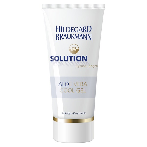 Hildegard Braukmann 24h Solution Aloe Vera Cool Gel