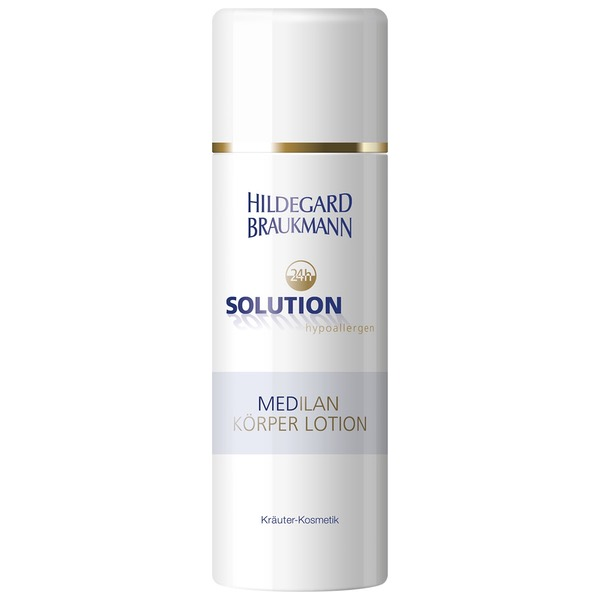 Hildegard Braukmann 24h Solution Medilan Koerperlotion