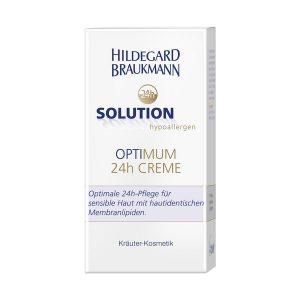 Hildegard Braukmann 24h Solution optimum 24h Creme Karton