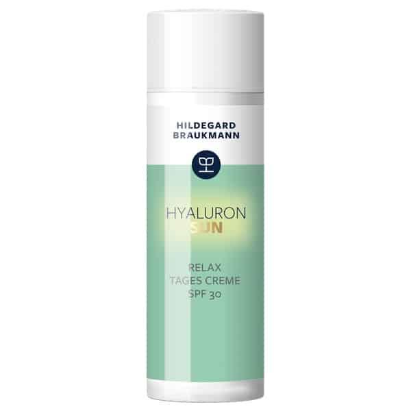 Hildegard Braukmann Hyaluron Sun Relax Tages Creme SPF30