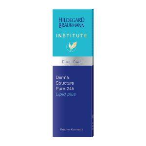 Hildegard Braukmann Institute Derma Structure Pure 24h Lipid plus Karton