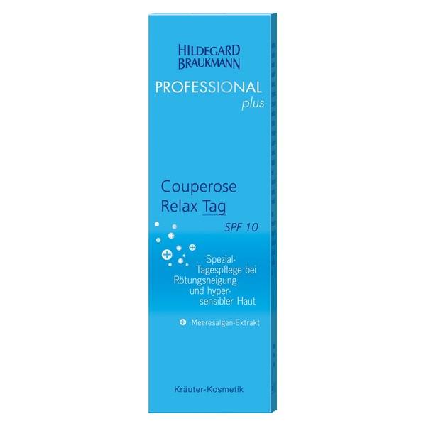 Hildegard Braukmann Professional Plus Couperose Relax Tag SPF 10 Karton