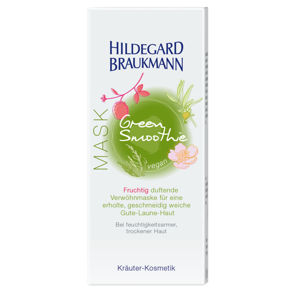 Hildegard Braukmann Green Smoothie Mask Karton