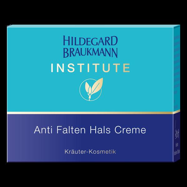 Hildegard Braukmann Institute Anti Falten Hals Creme Karton