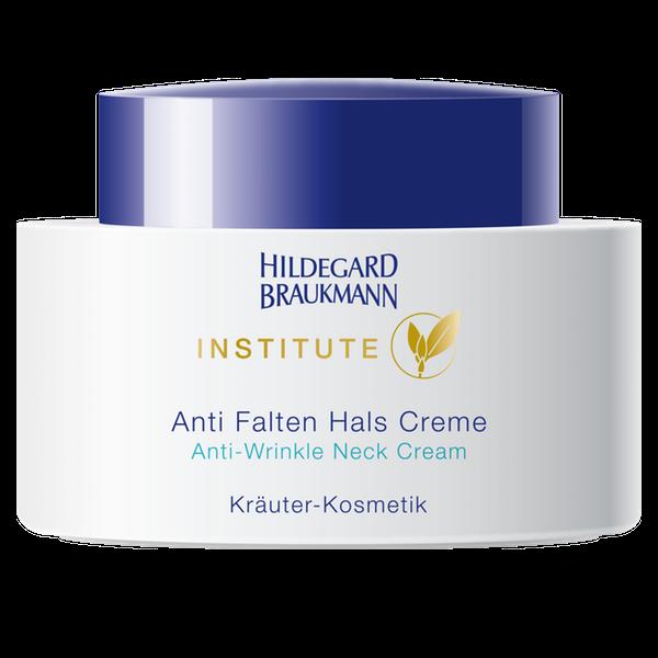 Hildegard Braukmann Institute Anti Falten Hals Creme Topf