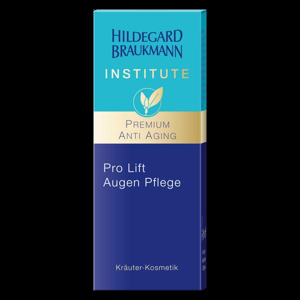 Hildegard Braukmann Institute Pro Lift Augen Pflege Karton