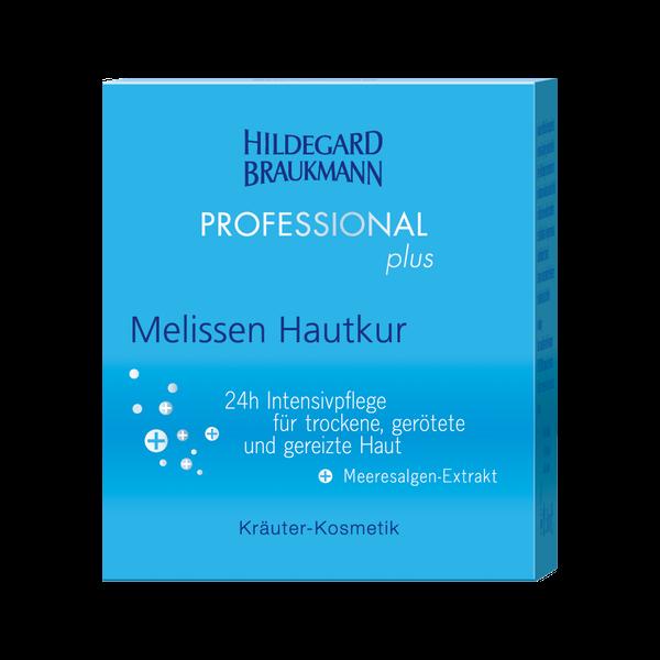 Hildegard Braukmann Professional Plus Melissen Hautkur Karton