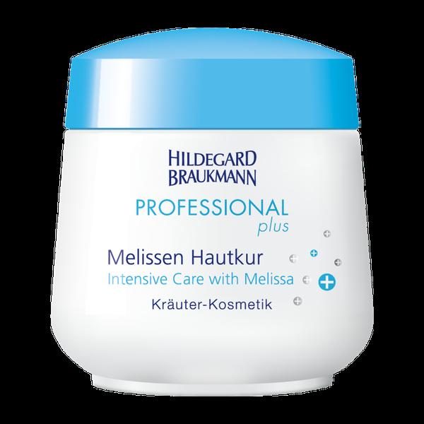 Hildegard Braukmann Professional Plus Melissen Hautkur Topf