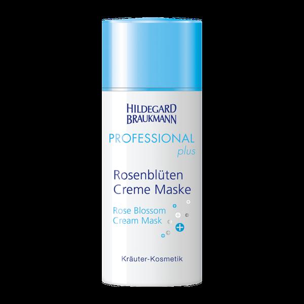 Hildegard Braukmann Professional Plus Rosenblueten Creme Maske Spender