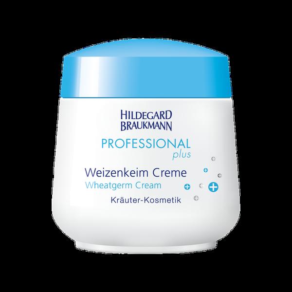 Hildegard Braukmann Professional Plus Weizenkeim Creme Topf