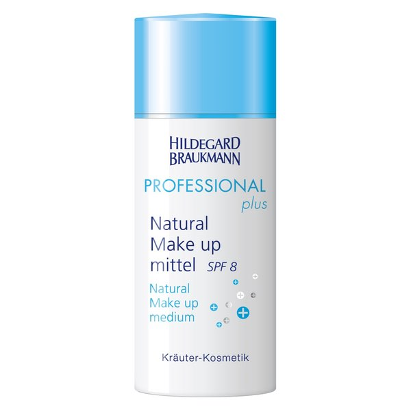 Hildegard Braukmann Professional plus Natural Make up mittel