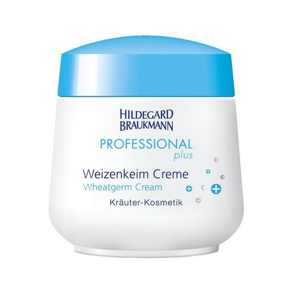 Hildegard Braukmann Professional plus Weizenkeim Creme