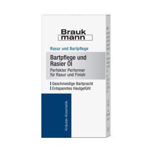 Hildegard Braukmann Bartpflege und Rasier Oel Karton