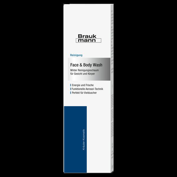 Hildegard Braukmann Braukmann Face & Body Wash Karton