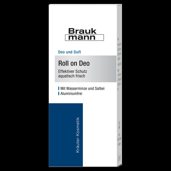 Hildegard Braukmann Braukmann Roll on Deo Karton