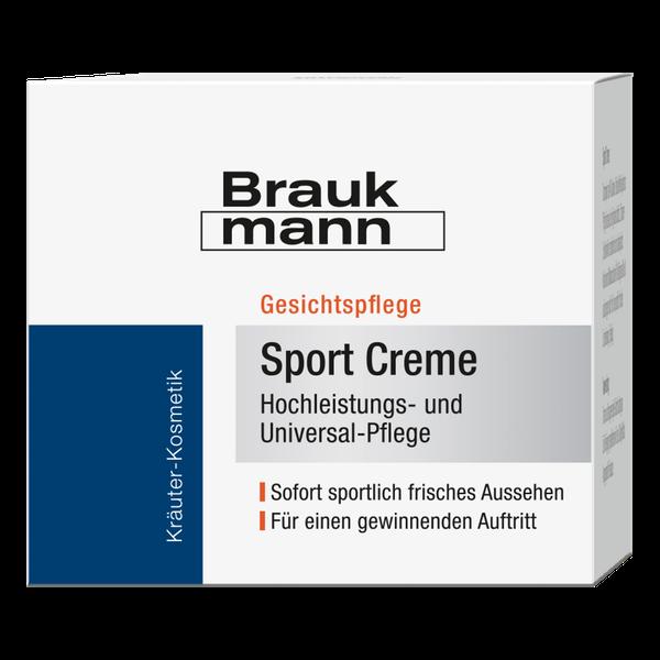 Hildegard Braukmann Braukmann Sport Creme Karton