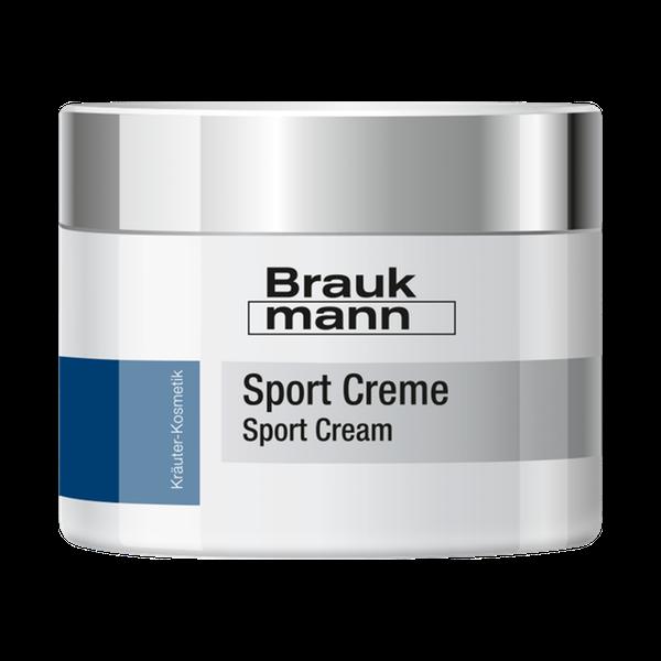 Hildegard Braukmann Braukmann Sport Creme