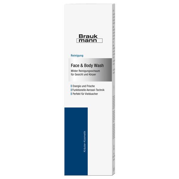 Hildegard Braukmann Face & Body Wash Karton