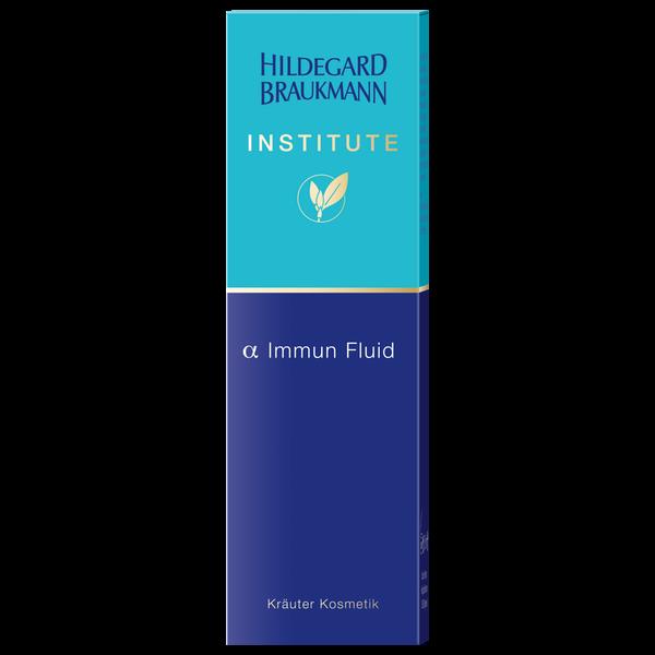 Hildegard Braukmann Institute Alpha Immun Fluid Karton